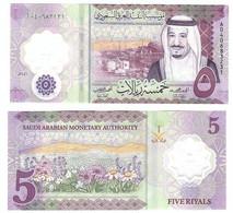 Saudi Arabia - 5 Riyals 2020 UNC Lemberg-Zp - Arabie Saoudite