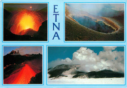 CPSM Volcan-Etna-Multivues    L45 - Unclassified