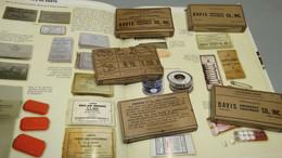 TRES BEAU PETIT LOT D'INFIRMIER US 1942/45 !!! - 1939-45