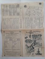 13 SALON DE PROVENCE Huilerie Savonnerie BOY Et GARCIN Cafés SOLIMAN - Publicidad