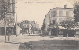 93 - Le Raincy - Allées Nicolas-Carnot  - Hôtel Central Du Raincy - Charrette Avec Pub Guérin - Le Raincy