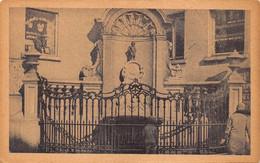 Brussel Bruxelles Oude Postkaart Uitgave L.V.E. R.C.B. Manneken Pis Old Cart  Barry 6588 - Monuments, édifices