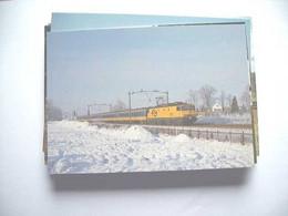 Nederland Holland Pays Bas  Breda Intercity Locomotief 1307 NS (T) - Breda