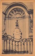 Brussel Bruxelles Oude Postkaart Uitgave L.V.E. R.C.B. Manneken Pis Old Cart Circulé  Barry 6590 - Monuments, édifices