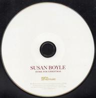 SUSAN BOYLE HOME FOR CHRISTMAS CD - GOOD CONDITION XMAS SONGS MUSIC CAROLS - Kerstmuziek