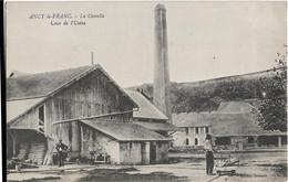 Ancy Le Franc : La Comelle, Cour De L'usine - Ancy Le Franc