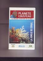 K7 Video Planete Cousteau Atlas La Jungle De Corail - Viaggio