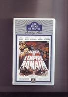 K7 Video VHS - La Chute De L'empire Romain - Classic