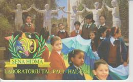 """Malta Phone Card """"Sena Hidma"""" (451-500) - Malta"""