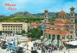 Lot Collection 46+7 Free Ex-gratis Postcards Albania Tirana Balkan Shqiperia - Albanie