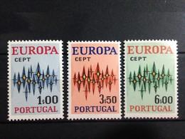 Portugal Europa Cept, 1972/MINT** - 1972