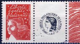 3587A  MARIANNE LUQUET     NEUF Sans GOMME  ANNEE 2003 - 1997-04 Marianne Van De 14de Juli