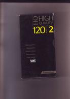 Une Cassette K7 Video 120 Minutes Carrefour A Enregistrer - Other