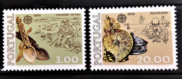 Portugal Europa Cept, 1976/MINT** - 1976