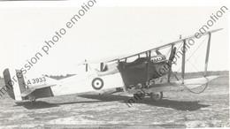 PHOTO AVION RETIRAGE REPRINT  Martinsyde F.1 RFC A3933 - Aviation
