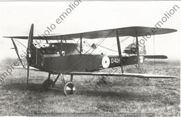 PHOTO AVION RETIRAGE REPRINT   Martinsyde F.4 Buzzard.- - Aviation