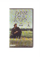 K7 Cassette Video Danse Avec Les Loups - Kevin Costner - Cinemascope - - Western