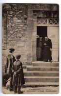 50 - Bricquebec - La Trappe - Entrée Du Parloir - Unclassified