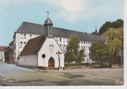 CPSM Bitche - Hôpital Et Chapelle De L'Etang - Bitche
