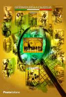 2020 - ITALIA - GIORNATA DELLA FILATELIA  - SINGOLO NUOVO - 2011-...: Nieuw/plakker