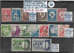 PORTOGALLO ʘ 1929/1952, SOGGETTI E ANNI DIVERSI - Other