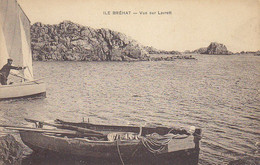 22 - ILE BREHAT (Côte D'Armor)  Vue Sur Lavrett - Ile De Bréhat