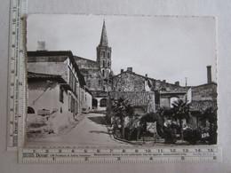 31] Haute Garonne Cintegabelle Monument Aux Morts Et Rue De La Gendarmerie - Zonder Classificatie