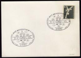 Germany Bad Mergentheim 1976 / Internationale Runde Spiel Ohne Grenzen / Game Without Borders - Andere