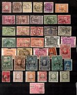 Portugal / Azoren ,  Ab 1871 - Kleine Sammlung (Teil 1) - Gestempelt / Used / (o) - Azores