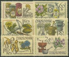 Tschechoslowakei 1971 Pharmazie 2023/28 Postfrisch - Neufs