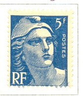 France - Neuf - 1947 Y&T 719B - Type Marianne De Gandon - Bonnet Phrygien - (1) - 1945-54 Marianne De Gandon