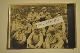 Photo Ancienne Militaires Croix Rouge - Oorlog, Militair