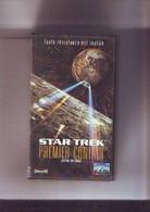 K7 Video VHS Star Trek : Premier Contact - Fantascienza E Fanstasy