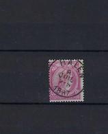 N°46 GESTEMPELD Halen 1887 COBA € 8,00 SUPERBE - 1884-1891 Leopold II.