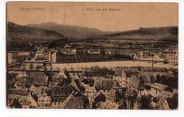 67 - SCHLETTSTADT (SELESTAT) - Blick Aut Die Kaserns - 1919 (Y152) - Selestat