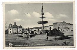 PORTUGAL - BARCELOS - Chafariz - Campo Da República - 1953 (Y168) - Braga