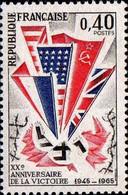 France Poste N** Yv:1450 Mi 1509 Yv:0,5 Euro 20.Anniversaire De La Victoire - Unused Stamps