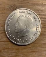 Belgie - Zilveren Munt Koning Boudewijn - 250F - 10. 250 Francs