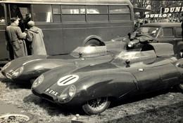 LOTUS SC GEOFFREY GODDARD COLLECTION  16*11CM MOTOR RACING RACE Car Course D'automobile - Auto's