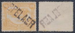 Chemin De Fer - TR78 + Griffe De Fortune WESPELAER - 1915-1921