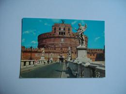ROMA  -  ROME  -  Castel S. Angelo  -   Italie - Castel Sant'Angelo
