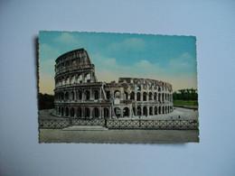 ROMA  -  ROME  -  Colosseo  -   Italie - Castel Sant'Angelo