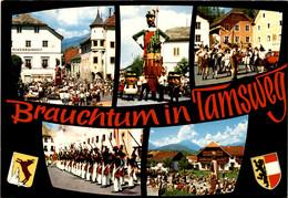 Brauchtum In Tamsweg - 5 Bilder (5060) * 16. 9. 1975 - Samson - Tamsweg