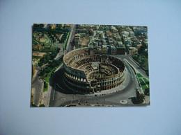 ROMA  -  ROME  -  Il Colosseo  -   Italie - Castel Sant'Angelo