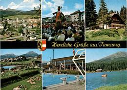 Herzliche Grüße Aus Tamsweg - 6 Bilder * 27. 7. 1987 - Samson - Tamsweg
