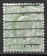 Grande Bretagne 1902 - YT 106 - ½ D. Edouard VII - Gebraucht