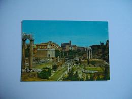 ROMA  -  ROME  -  Foro Romano  -   Italie - Castel Sant'Angelo