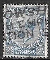 Grande Bretagne. 1912-1922. Y&T N° 143 Oblitéré. Cote Y&T 2012: 3,25 €. - Gebraucht