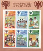 TRINIDAD - TOBAGO - Année Intern. De L'Enfant - Bloc 1979 - Trinidad En Tobago (1962-...)