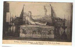 ALBERT * LE MONUMENT DES MORTS DE LA GUERRE * - Albert